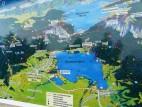 Übersichtskarte der Gegend