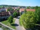 Blick auf Rothenfels am Main