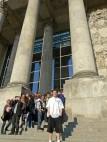Westseite des Berliner Reichstagsgebäude