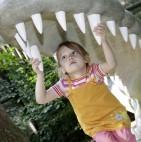 Ganz schön groß, die Zähne