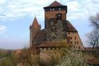 Kaiserstallung: In der Kaiserstallung befindet sich heute eine Jungendherberge