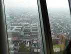 Blick auf Düsseldorf vom Rheinturm